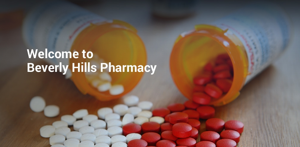 Welcome to Beverly Hills Pharmacy